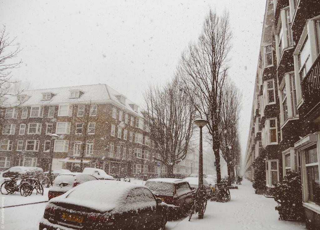 Amsterdam, Winter 2011/12