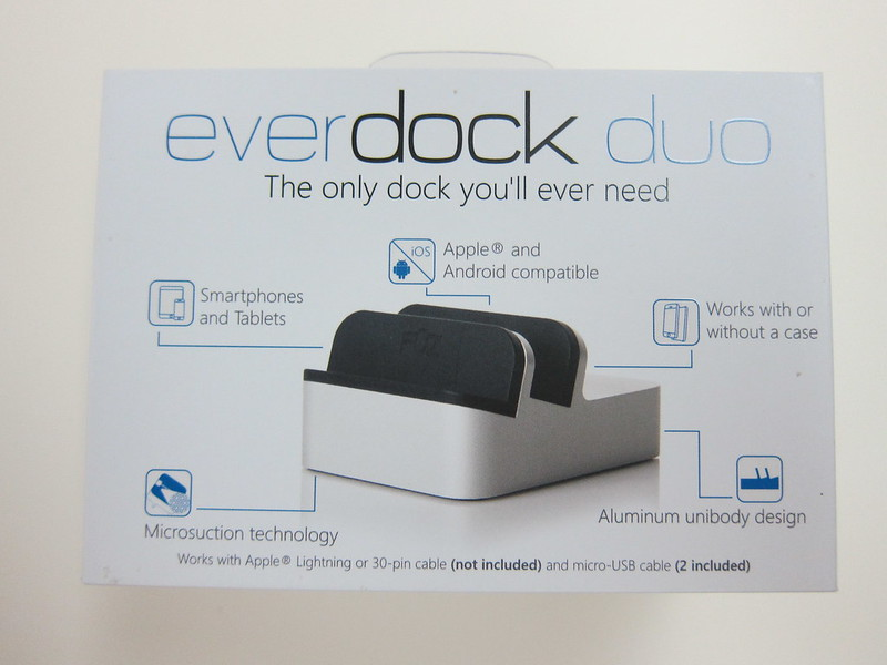 EverDock Duo - EverDock Duo Box Back