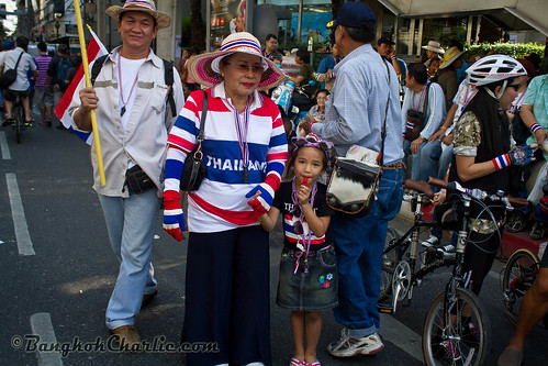 Bangkok ShutDown - Day One