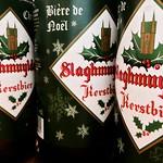 ベルギービール大好き! スラッグムルダー・ケルストビール Slaghmuylder's Kerstbier