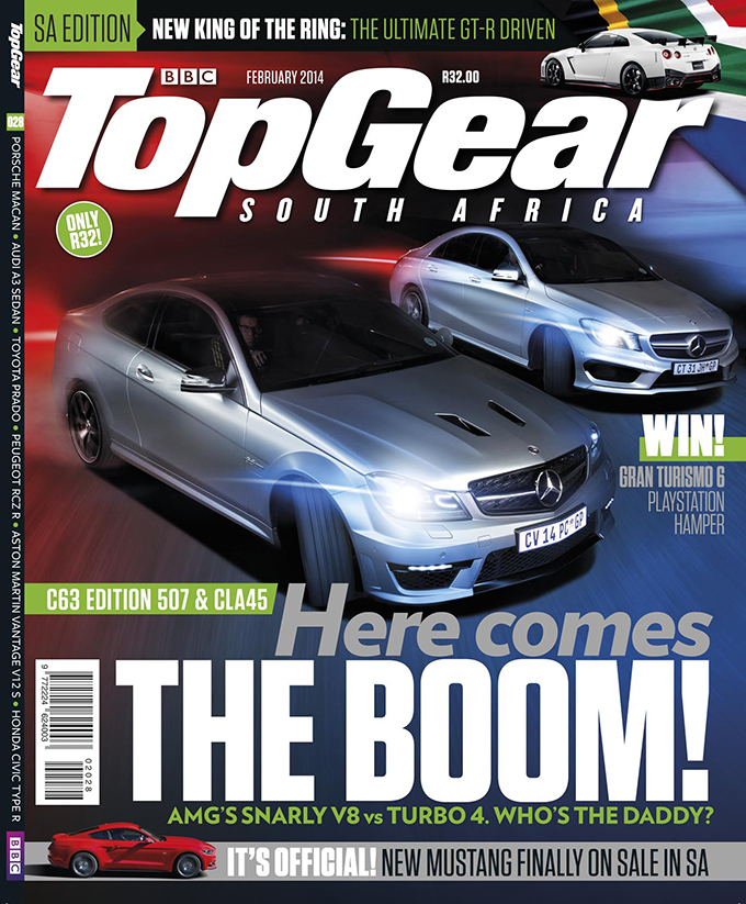 Desmond Louw car automotive photography feature in TopGear magazine South Africa dna photographers 12