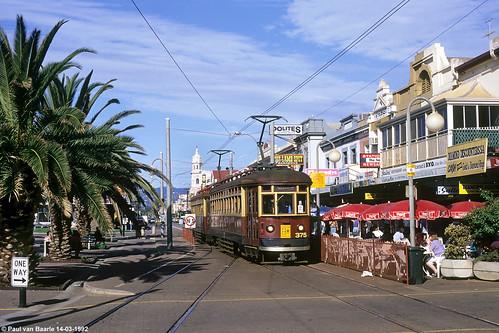 trolley transport tram australia h transportation adelaide interurban streetcar glenelg tramway strassenbahn thenandnow tramvaj electrico nowandthen tranvia tramwaj australië tramvia jettyroad toenennu tramlijn einstundjetzt moseleysquare uberlandbahn apengellyco