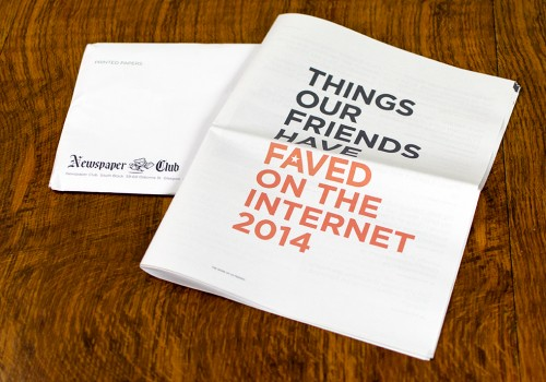 Things Our Friends Have Faved On The Internet
