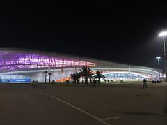 The Adler Arena Skating Center