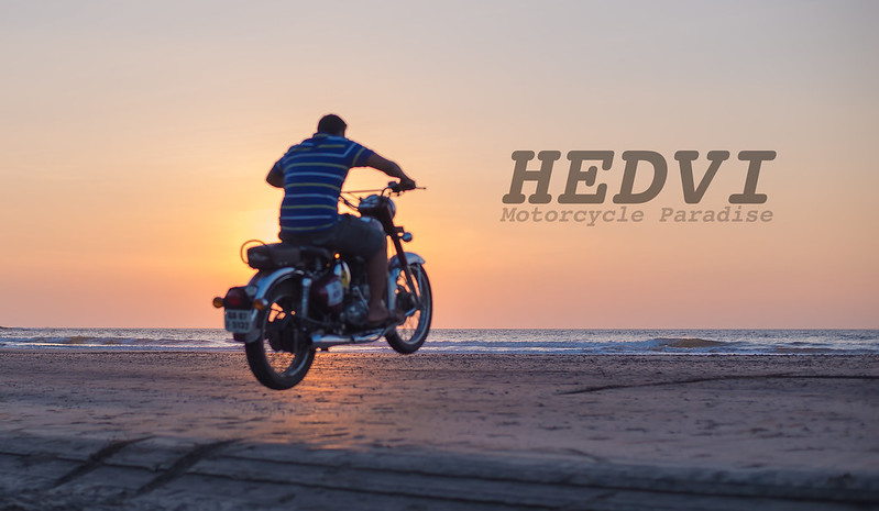 Hedvi Motorcycle Paradise