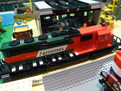 Saskatoon Train Show 2014