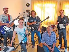 Marcelo Pelleriti: La guitarra es mi psicólogo y quiero grabar un disco