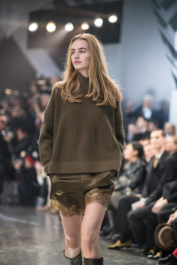 eatsleepwear, h&m, PFW, runway, paris