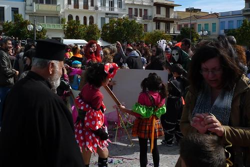 Carnival - Sparta, Greece