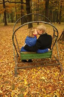 Фотография LoveStory Осенняя история любви
