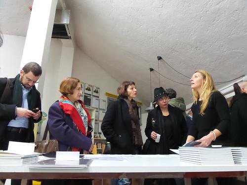 "Barbara De Ponti presenta ""Isolario"" by Ylbert Durishti"