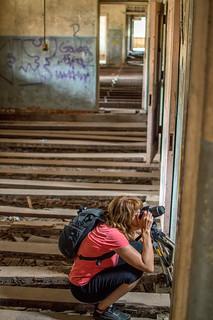 Urbex Photographer