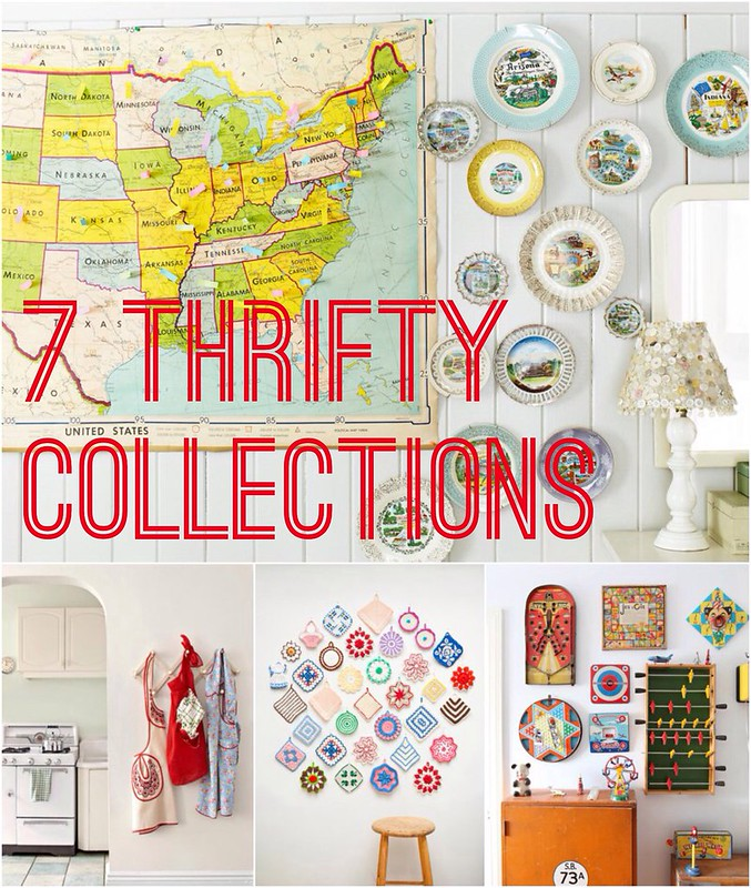7 Thrifty Collections