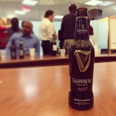 St. Patrick\'s Come Early #humpday #suprise #guinness
