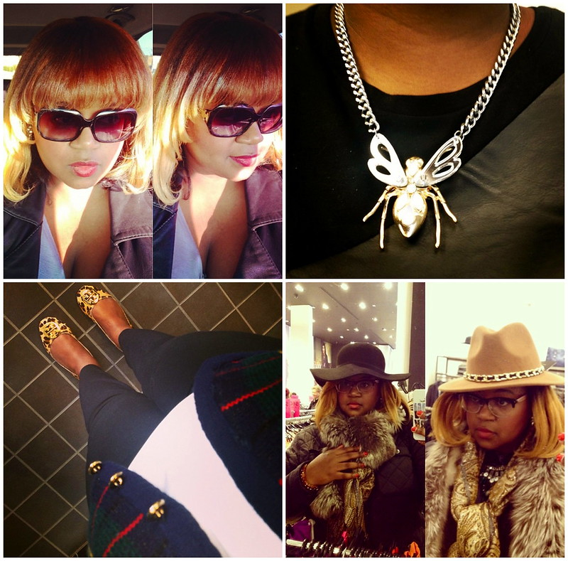 IG#3stylish+hats+camel+tone+hat+tory+burch+leopard+flats+plaid+tartan+top+cardigan+shirt+bangs+tory+burch+sunglasses+blonde+hair