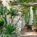 Sitges patio by Cuqui Ros