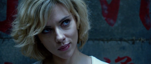 Scarlett Johansson Powers Up in