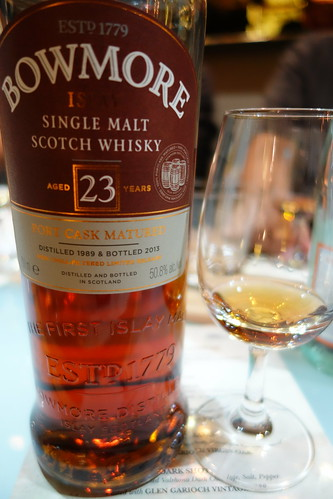 Bowmore 23 Years Old Port Matured 1989 Single Malt Whisky (small batch)