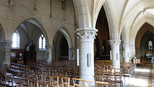 071 L'église Saint-Jean-l'Évangéliste, La Haye-du-Puits