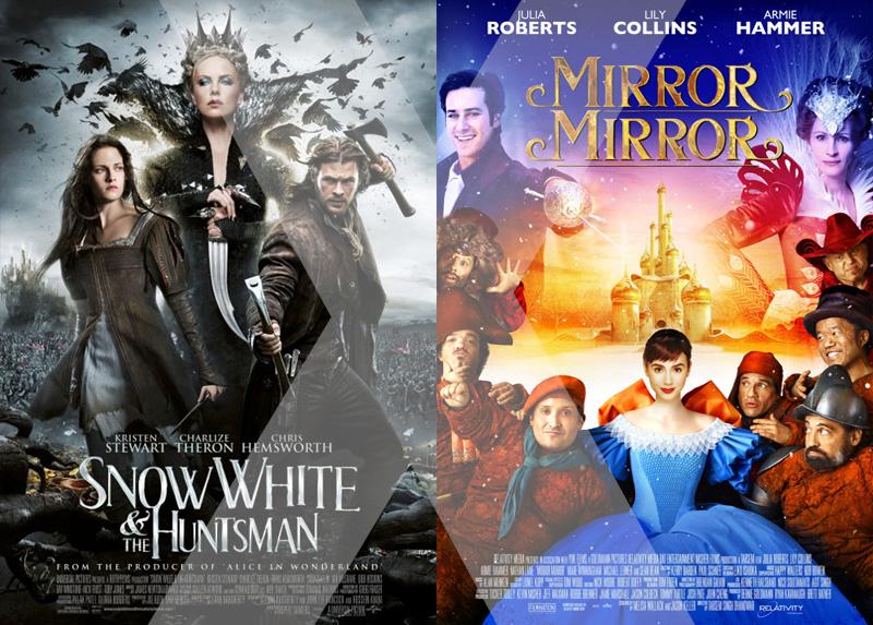 Branca de Neve e O Caçador Vs. Espelho, Espelho Meu