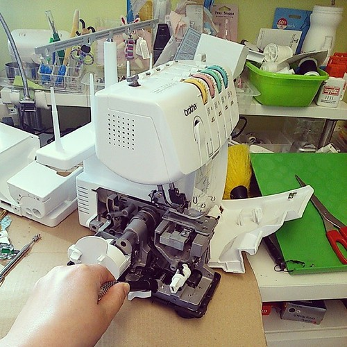 Brother 1034D Overlocker (Serger)