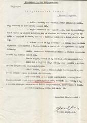 II/1/a. Helyi képviselő javaslata az iparigazolványok revíziójáról