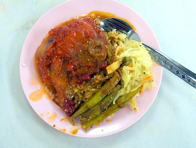 halal Penang food - best nasi kandar raffe pulau tikus-002