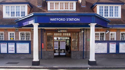 Watford Underground Station