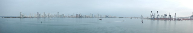 Cartagena Harbour