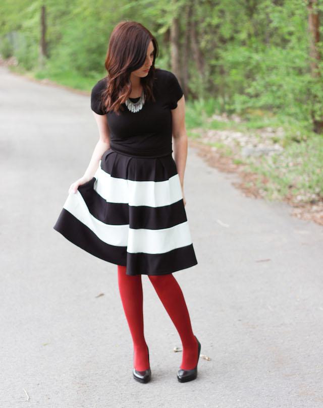black&whiteskirt-2
