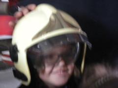 3e naar de brandweer