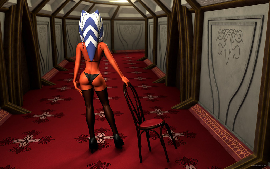 Ahsoka Tano Dress Ahsoka Tano Hot