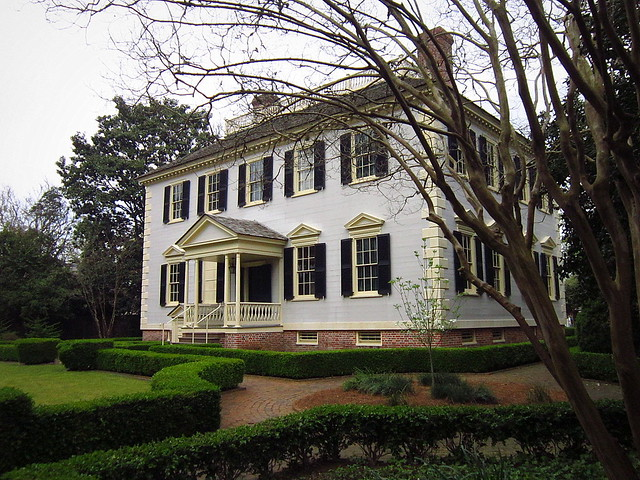 John Wright Stanly House