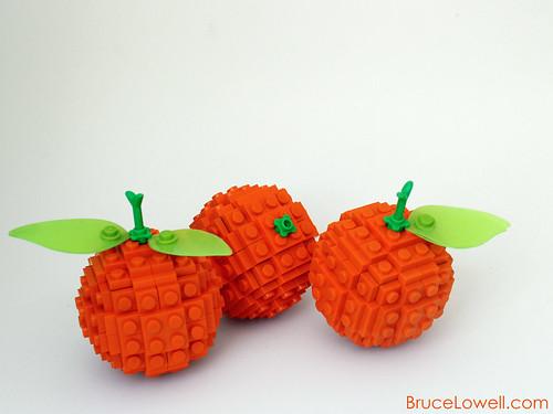 LEGO Oranges