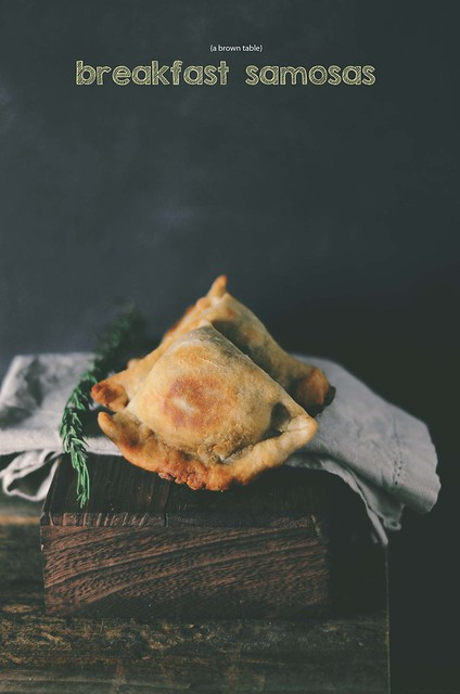 breakfast samosas