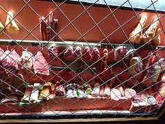 butcher shop, NYC