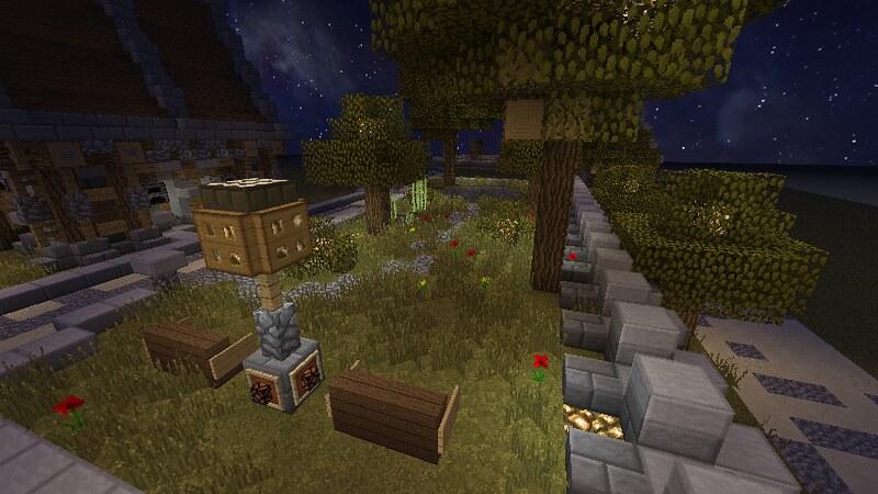 Romant-sous-Cube,la ville Fantastique inspirée de Pokémon ! 14083044846_14a80f8b57_c