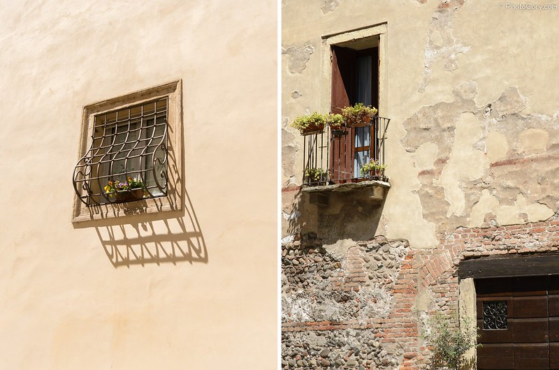windows in Verona