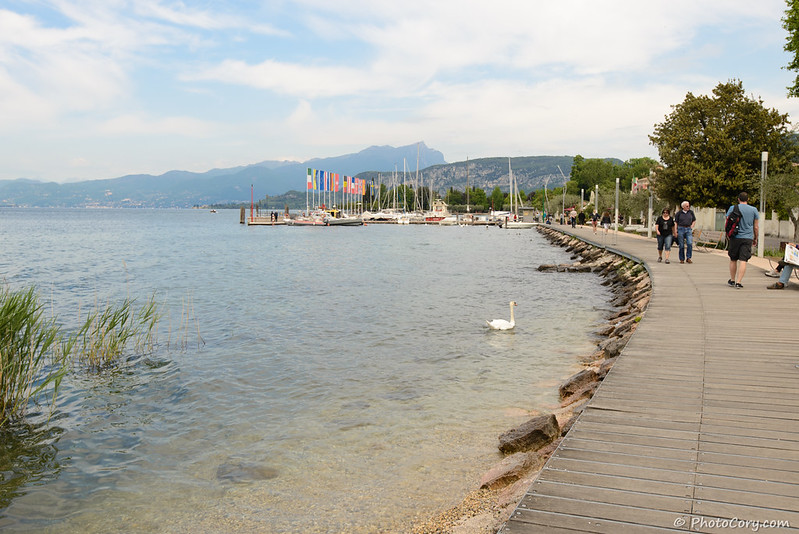 Lake Garda, Bardolino