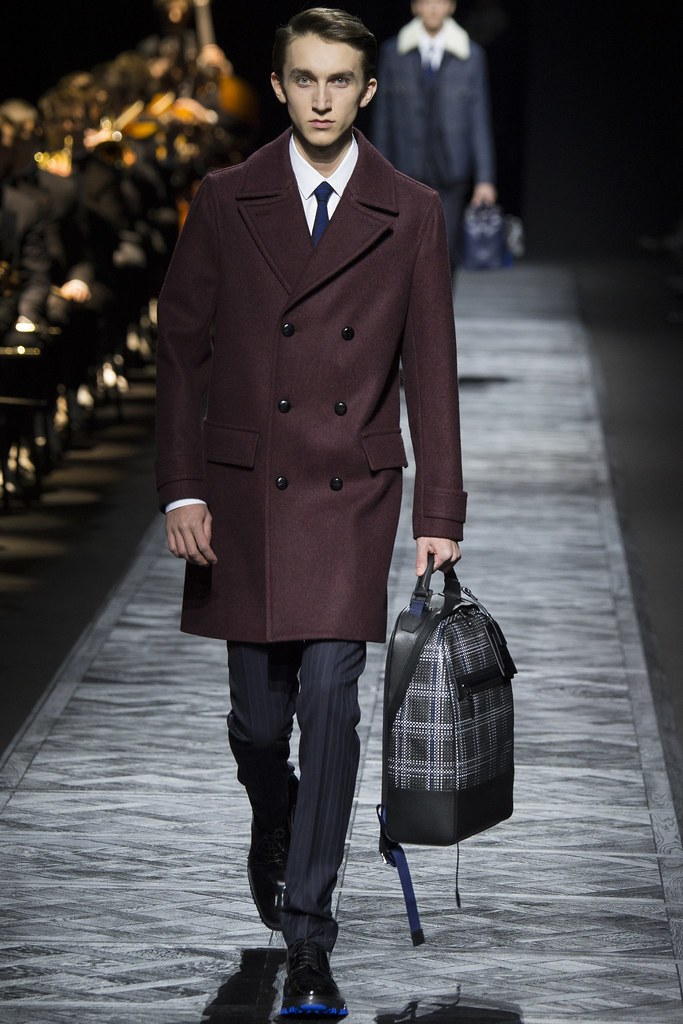 FW15 Paris Dior Homme022_Michael Bernasiak(VOGUE)