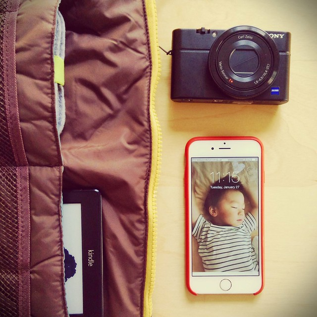 Sony RX100 and iPhone6