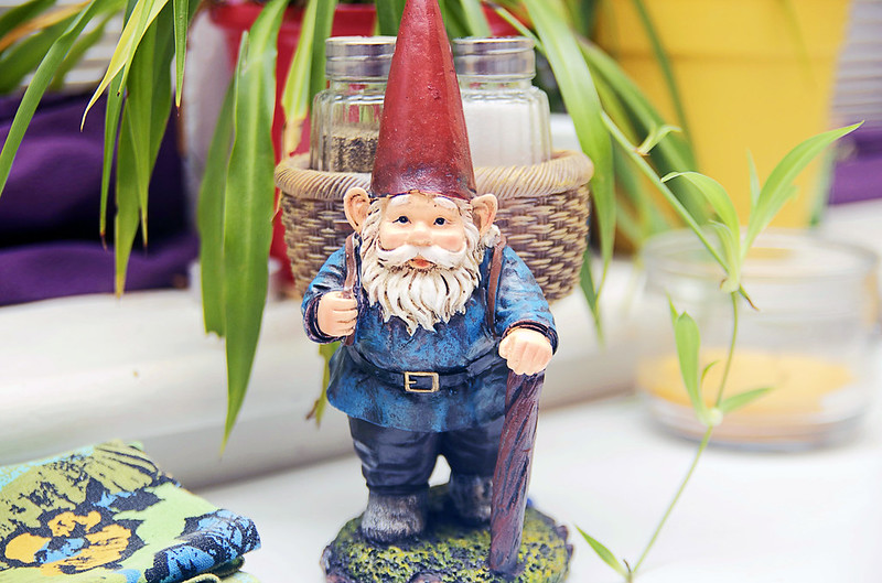 28/365. a new, helpful gnome in our home.