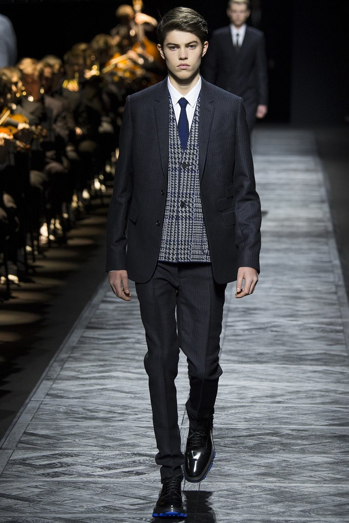 FW15 Paris Dior Homme030(VOGUE)