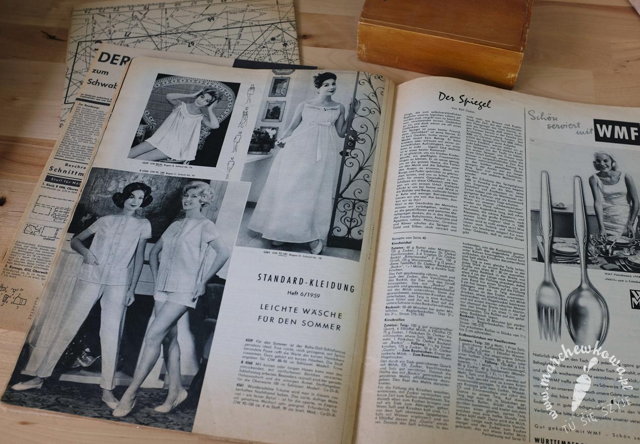 Neuer Schnitt 6/1959