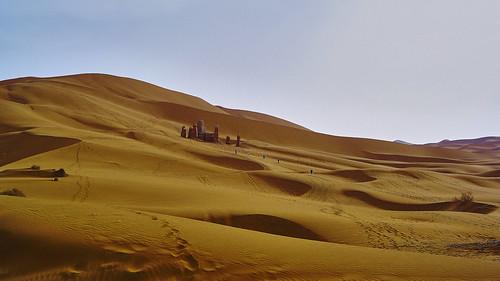 库木纳瓦大沙漠 —xin jiang of china