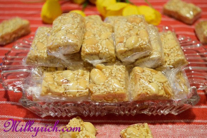 Kẹo đậu phộng - kẹo lạc - 12