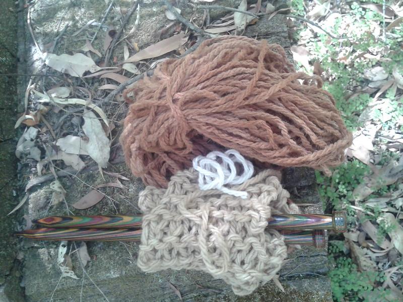 ecodyeing scarf