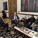 Secretary General Met with the Wife of Venezuelan Opposition Leader Leopoldo López