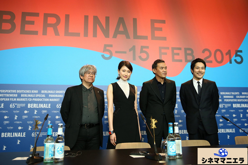 映画『天の茶助』inベルリン映画祭