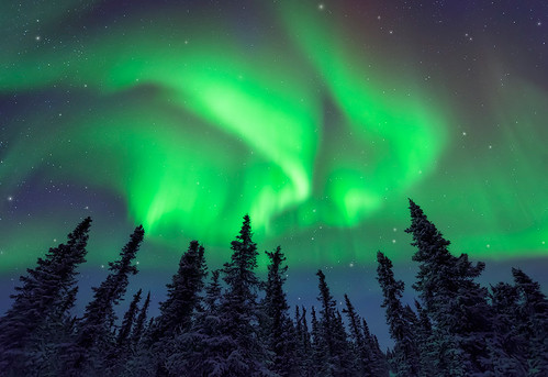 Conjuring the Aurora